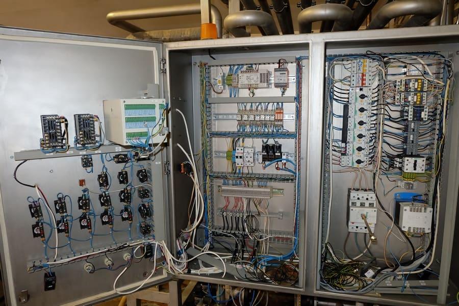 Alfa laval шкаф управления схема теплообменника типа труба трубе